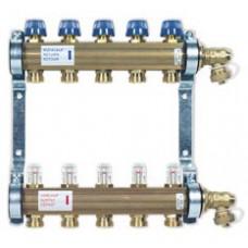 Коллектор с расходомерами Profil-HKV 08 Typ 513 MT