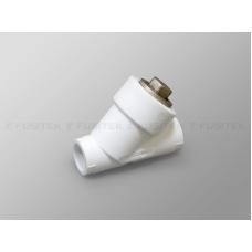 Фильтр для полипропиленовых труб под сварку Ø25 Fusitek PP-R