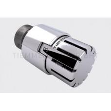 9553 Головка термостатическая, жидкостная, M30X1,5, хром.