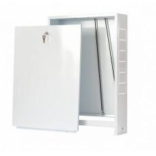 Шкаф распределительный наружный для коллектора до 10 отводов 651х120х704  мм