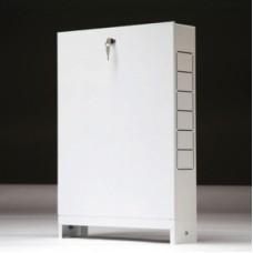 Шкаф для коллектора наружный до 12 отводов 651х120х854 мм