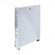 Шкаф для коллектора встраиваемый до 10 отводов 670x125x744 мм