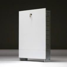 Шкаф для коллектора встраиваемый до 12 отводов 670x125x894 мм