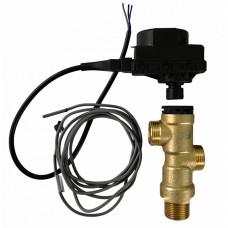 Комплект трёхходового клапана с датчиком водонагревателя Ferroli Zews 6-28 кВт</h2>