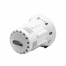 Термоголовка KermiМ30х1,5сфиксатором с установкой нуля