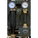 Насосная группа BRV М2-MIX33 DN25 с трёхходовым смесительным клапаном и сервоприводом без насоса
